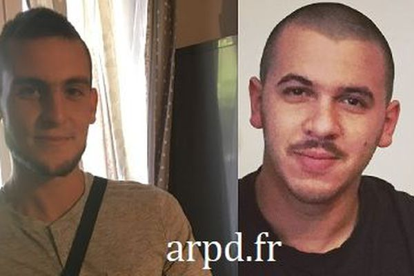 Julien et Gabriel vivaient dans l'Aude. Ils ont été retrouvés morts dans les Alpes-de-Haute-Provence.