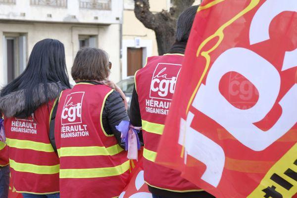 Les rassemblements de cette semaine ont été annoncés par l'union départementale CGT du Loir-et-Cher. Photo d'illustration