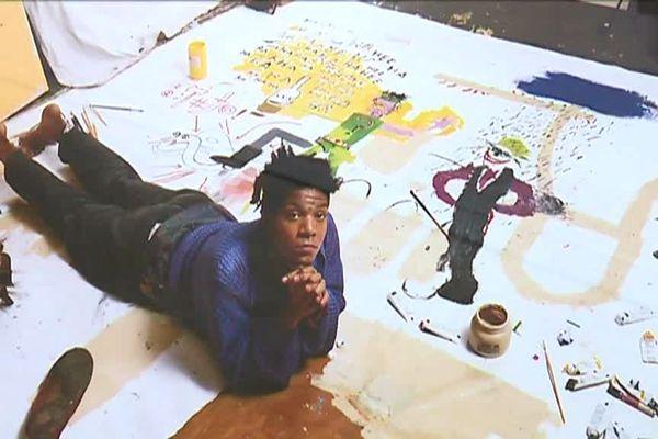 Jean-Michel Basquiat a commencé sous le pseudo SAMO à graffer des wagons dans le New-York des années 1960 et 70. Son style parfois naïf et ses peintures néo-impressionnistes l'amèneront à collaborer, notamment, avec Andy Warhol.