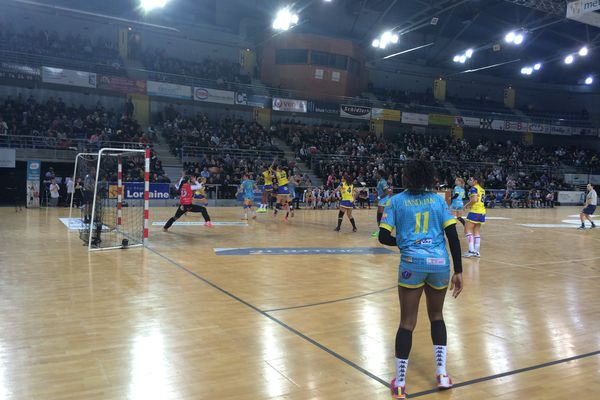 La rencontre Metz - Toulon (26-24).