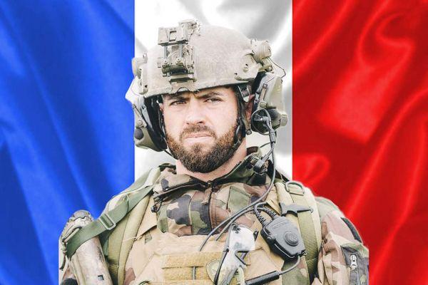 Le caporal-chef Maxime Blasco, chasseur alpin de Varces (Isère), a été tué combat au Mali,vendredi 24 septembre