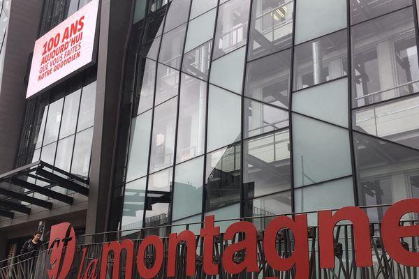 Le 4 octobre 1919 paraissait le premier numéro du journal La Montagne à Clermont-Ferrand.