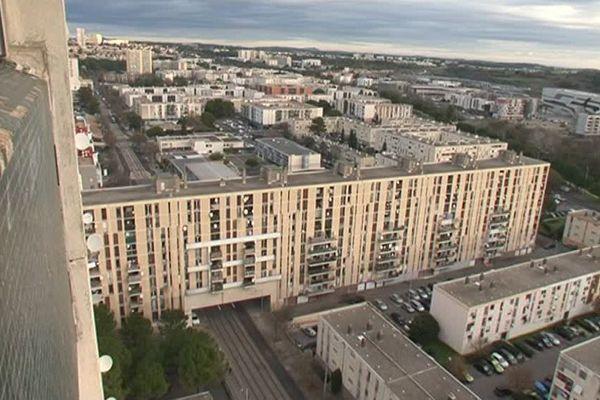 La Mosson à Montpellier va bénéficier de nouveaux financements pour la rénovation urbaine.