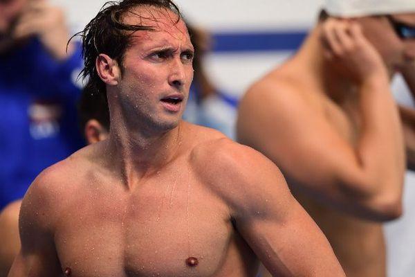 Fabien Gilot, aux championnats du monde en 2015.