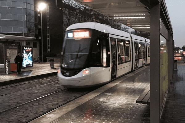 Rouen : la station Saint-Sever