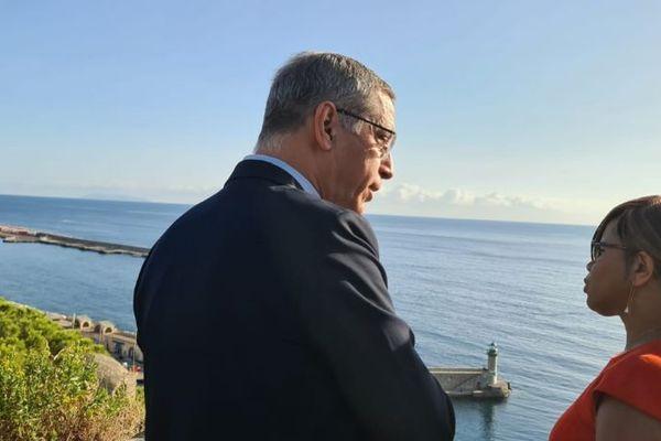 Élisabeth Moreno, ministre déléguée en charge de l'égalité entre les femmes et les hommes, était en visite à Bastia ce vendredi 24 septembre. Au coeur de la visite : le dispositif de lutte contre les violences faites aux femmes.