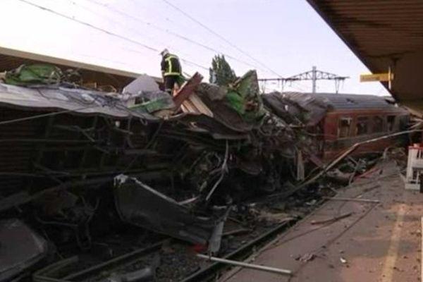 Le train Paris-Limoges 3657 transportait 385 passagers