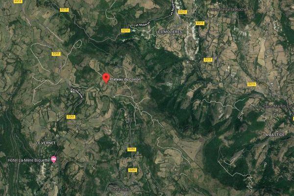 Le 28 septembre dernier, l'un de ces appareils a capturé un cliché du canidé, dans le massif du Coiron en Ardèche. Les spécialistes ont depuis confirmé qu'il s'agissait bien d'un loup.