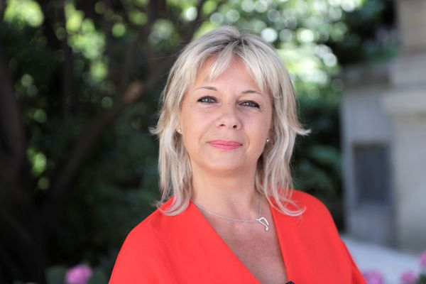 Pascale Fontenel-Personne, députée de la 3ème circonscription de la Sarthe