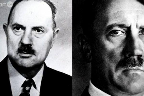 Jean-Marie Loret et Hitler. Fils et père ?