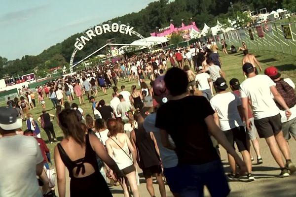 Plus de 150 000 festivaliers sont attendus pour la 23e édition de Garorock placée sous le signe de la canicule.