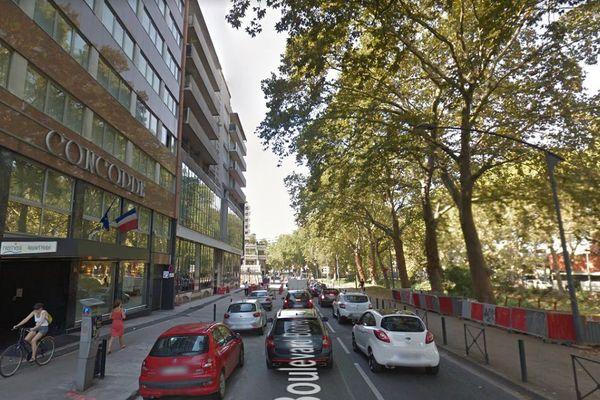 Boulevard Bonrepos à Toulouse