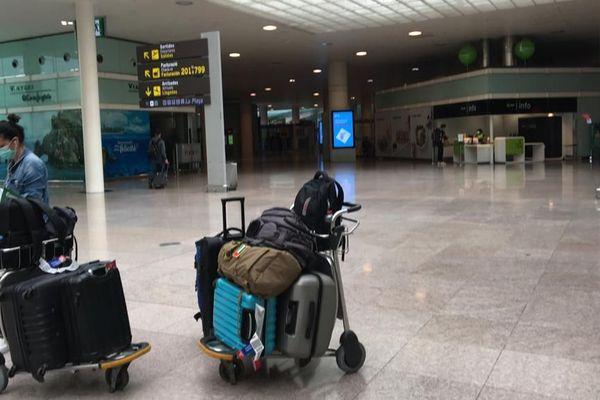Barcelone - L'aéroport devrait bientôt retrouver ses voyageurs