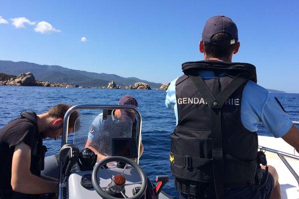 Ce mardi 16 juillet, une journée de sécurité nautique a été organisée par la préfecture maritime de Méditerranée de Toulon dans le golfe d'Ajaccio.