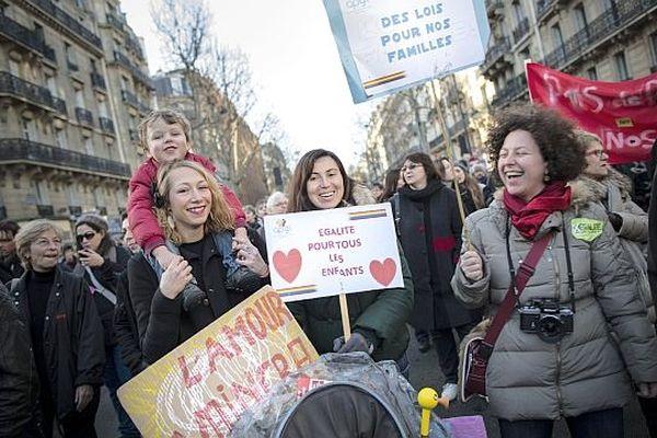La manifestation du 27 janvier 2013 a rassemblé entre 150.000 et 400.000 personnes selon les sources.