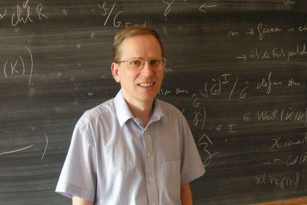 Vincent Lafforgue lauréat du prix Breakthrough de mathématiques