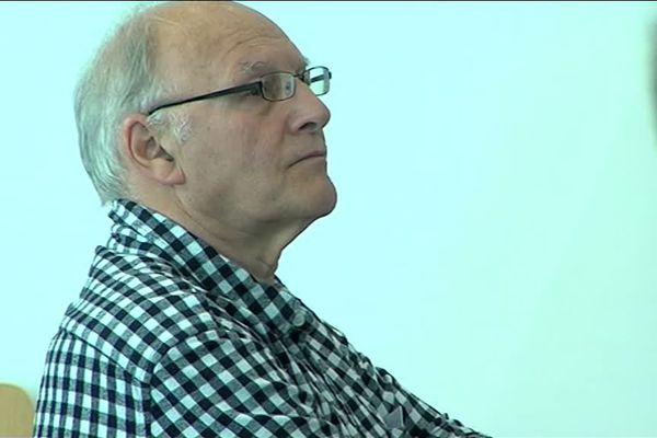 Bernard Sainz ce mardi au tribunal correctionnel de Caen
