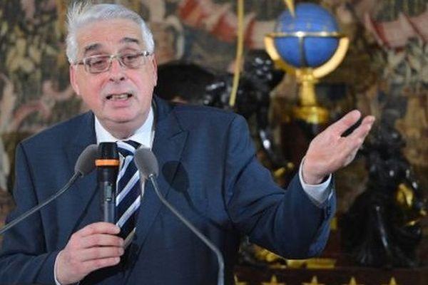 Jean-Pierre Sueur, sénateur PS du Loiret