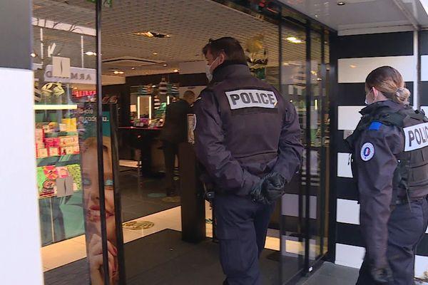 Samedi 26 décembre, commerces surveillés à Belfort
