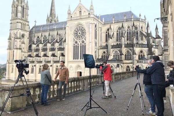 Vachement Normandie! à la Basilique de Montligeon