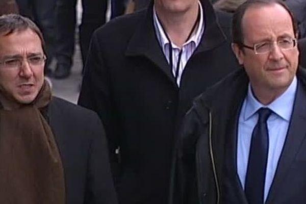 Faouzi Lamdaoui, ancien élu argenteuillais et conseiller de François Hollande, est à nouveau mis en examen,  dans une nouvelle affaire l'opposant à Mohamed Belaïd