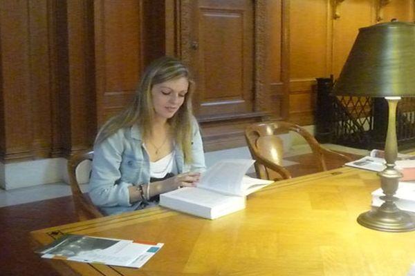 Aurore, lycéenne cessonnaise de 17 ans, veut faire des études d'architecte