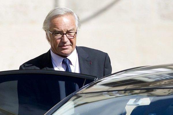 François Rebsamen, ministre du Travail et maire de Dijon de 2001 à 2014