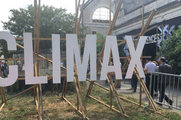 Festival Climax, site Darwin, caserne Niel à Bordeaux ( ARCHIVES )
