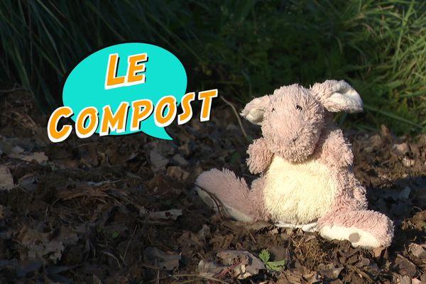 Composter permet de réduire ses déchets, donc sa facture et la consommation en énergie nécessaire pour les détruire.