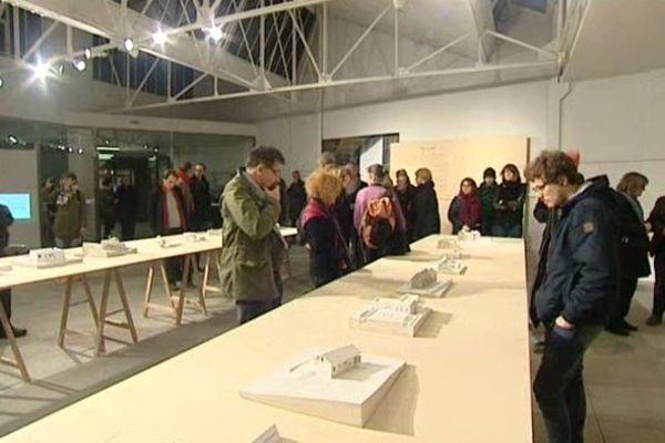 La Maison de l'Architecture de Picardie consacre une exposition à Paul Chémétov