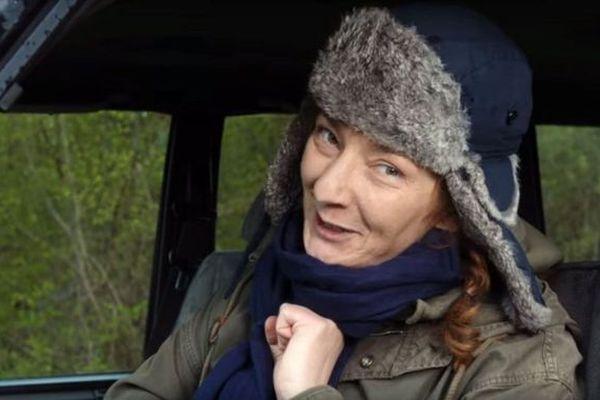 Corinne Masiero, originaire de Douai, dans le rôle du capitaine Marleau, dont la série est éponyme.