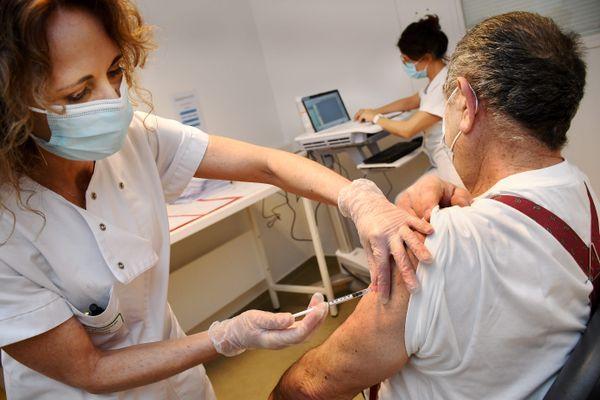 Plus de 11 000 personnes ont été vaccinées en Corse depuis le début du mois de janvier.