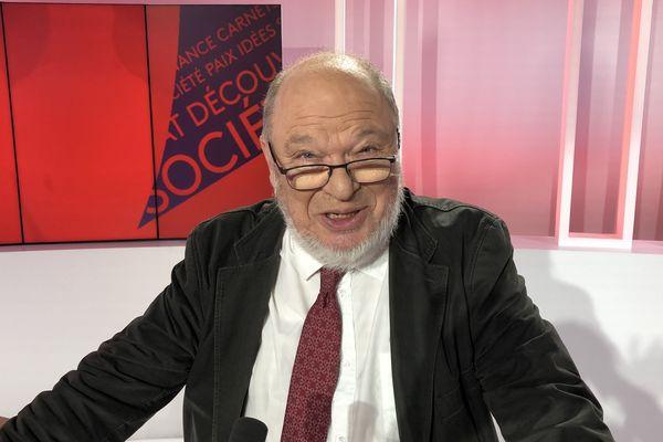Dominique Breillat politologue
