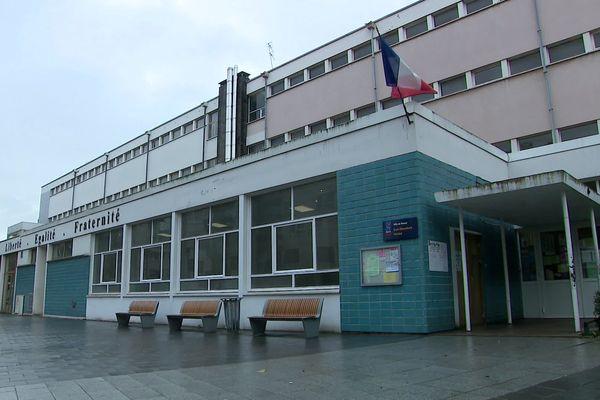 Une des écoles de Rouen