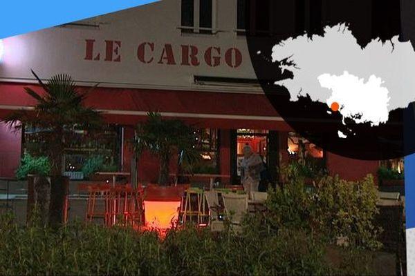 Le Cargo, bar mythique de Locmiquélic