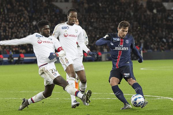 PSG / OL - 1/2 finale Coupe de la ligue - 13 janvier 2016