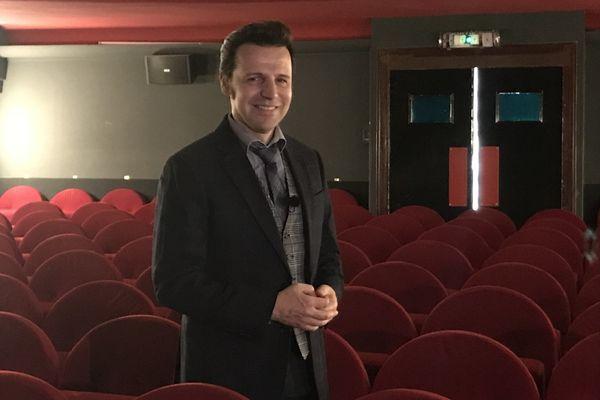 Xavier Tilon, directeur des théâtres du Trianon, Molière et Victoire à Bordeaux constate une baisse de fréquentation dans les théâtres privés en régions.