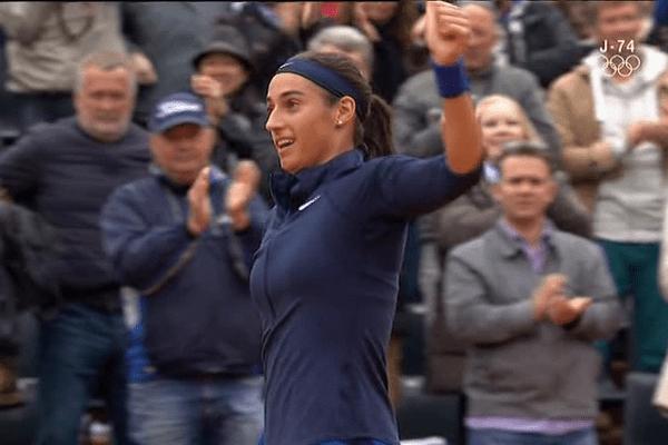 Roland-Garros - Caroline Garcia 23/5/16