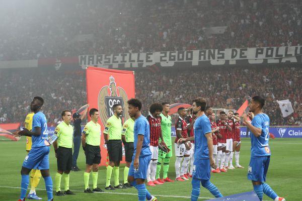 La Commission des Compétitions a décidé de programmer la rencontre OGC Nice – Olympique de Marseille le mercredi 27 octobre à 21h.