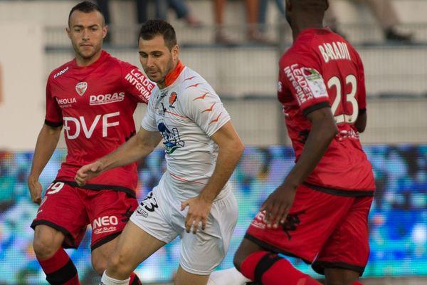 La déception encore pour Laval en déplacement à Dijon