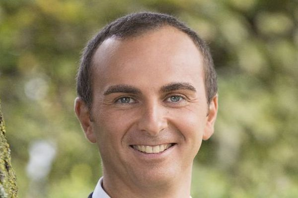 Arnaud Lefèvre, journaliste à France 3 Bourgogne
