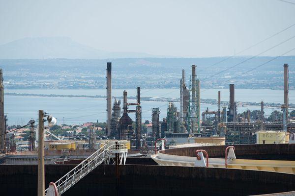 La bioraffinerie de Total La Mède emploie 250 personnes.