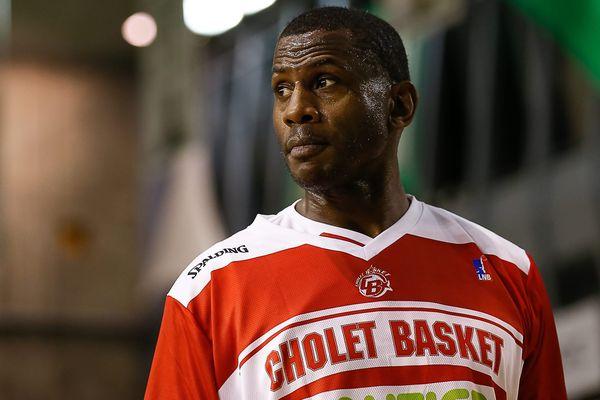Michael Wright a porté les couleurs de Cholet Basket