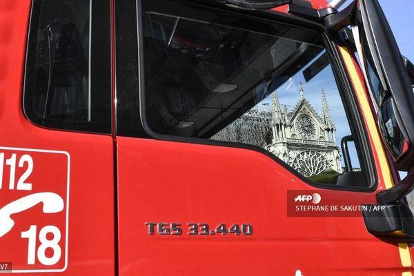 Drôme : un poids lourd en feu, l'A7 coupée à Bourg-lès-Valence dans le sens Nord-Sud