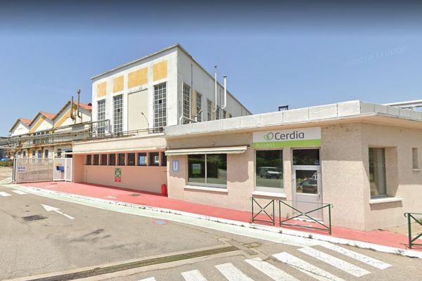 Le groupe Cerdia va cesser la production dans son usine de Roussillon en Isère.