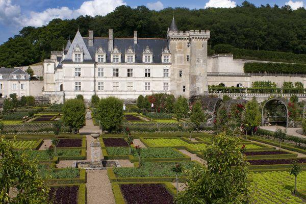 Le château de Villandry fait partie de ceux qui pourront rouvrir le 11 mai