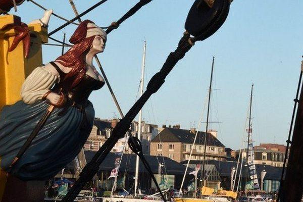 Les marins partiront le 2 novembre de Saint Malo.