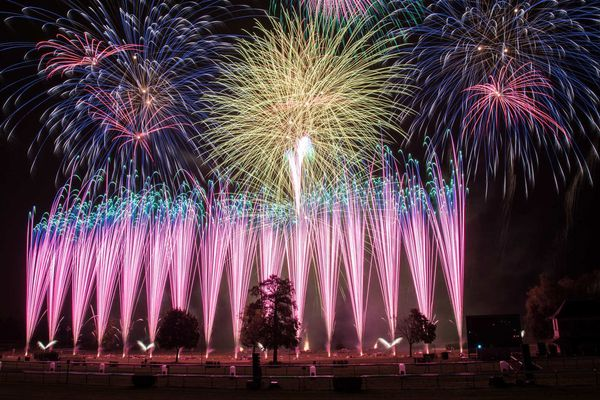 La soirée événement se déroulera à l'hippodrome de Compiègne le samedi 22 septembre, à partir de 20h30