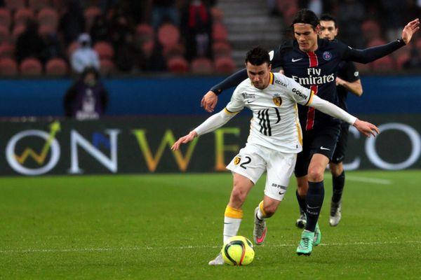 Sébastien Corchia et le LOSC avaient tenu le PSG en échec (0-0) en février dernier au Parc des Princes.