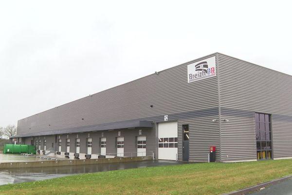 Breizh PR, plateforme de pièces de rechange automobiles, installée à Rostrenen depuis 2017
